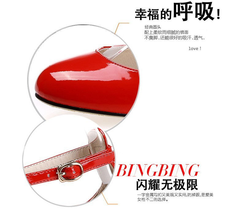 Full Season Square Heel Shoes Woman Wedding Work Sandals 5CM Women Pumps Brand Design Round Toe High Heels Free Shpping