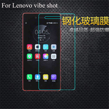 Buy Lenovo vibe shot z90 Ultrathin 2.5D 0.3mm Premuim Tempered Glass Screen Protector Lenovo Vibe Shot Z90 Z90-7 Glass Film for $1.19 in AliExpress store