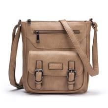 Buy 2016 new fashion crossbody bags women messenger bag brand designer PU leather female bolsa feminina purse handbag shoulder bag for $15.94 in AliExpress store
