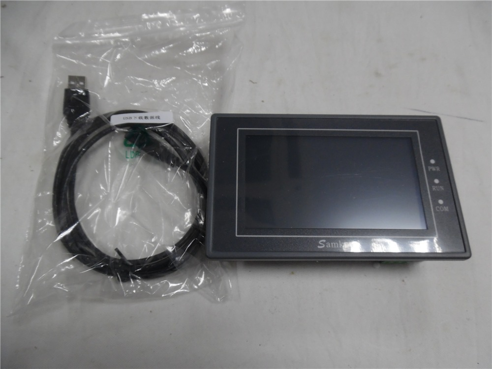 HMI 7  800*480 1COM EA-070B with Free Cable&amp;Software<br><br>Aliexpress