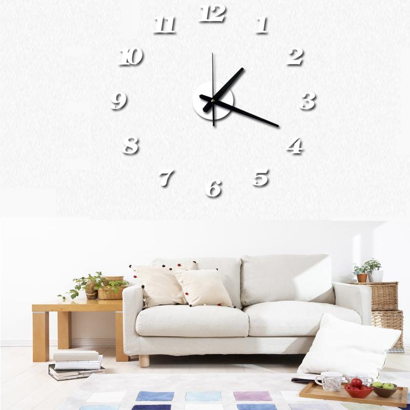 Cuisine horloge murale promotion achetez des cuisine - Horloge moderne cuisine ...