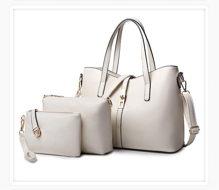 4pcs/set Women Bags New 2016 Fashion Bags Factory Sale Women Messenger Bags