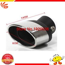 Buy Car styling Stainless Steel Rear Round Exhaust Pipe Tail Muffler CRUZE 2015 Car Exhaust Pipe Tail Pipes car accessorie for $18.71 in AliExpress store