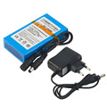 DC 12 6V Super Strong Capacity 4000MAH Rechargeable Li ion Battery Powerful Li ion Battery For