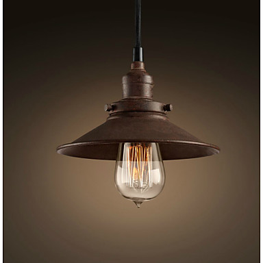 Loft style retro droplight edison pendant light fixtures for Old looking light fixtures