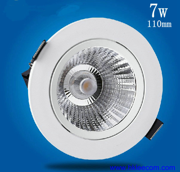 4pcs/lot  7w 10w 12w, led ceining light with lens 90lm/w,epistar chip,advantage product,high quality  light.3years warranty time<br><br>Aliexpress