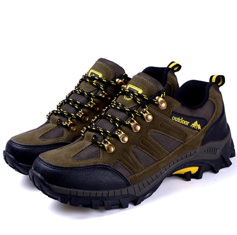 Fashion Mens Plus Size Casual Shoes Genuine Leather Outdoor Lace Breathable s