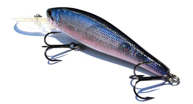 Fishing Minnow Lure Bait (8)