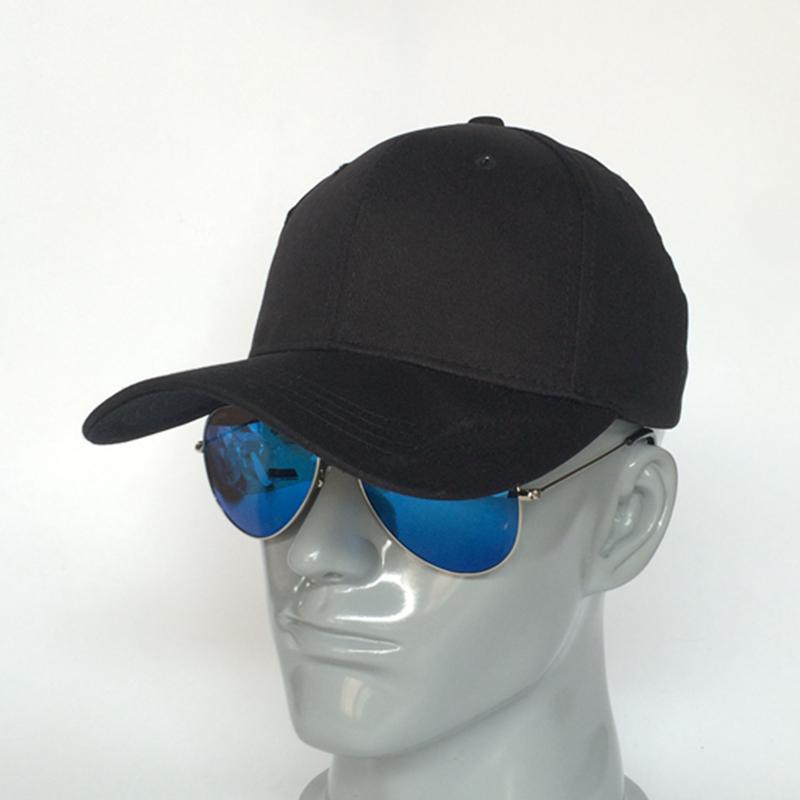 2016 Fashion Cap Women Men Summer Spring Cotton Caps Gorras Solid Adult baseball Cap Black White Pink Hat Snapback(China (Mainland))