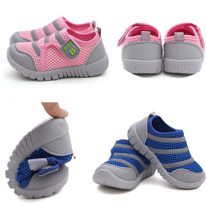 Новый 2015 в продаже весной дети воздуха сетки спортивная обувь дети ребенок кроссовки мальчик / девочка обувь стильно удобно противоскользящих обувь