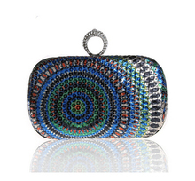 5pcs/lot Evening Clutch Purse/Bling Bag