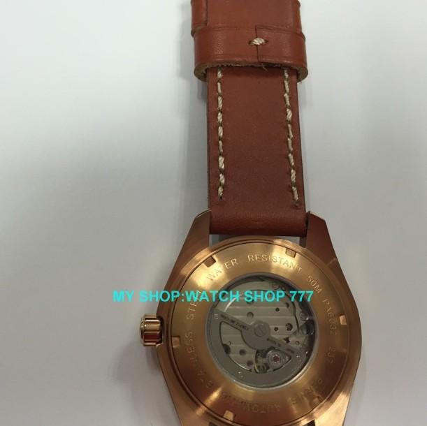 Сапфировое стекло Бесплатная доставка 42 мм PARNIS часы Марки Автоматические движения машины ограниченным тиражом часы мужчины часы 88