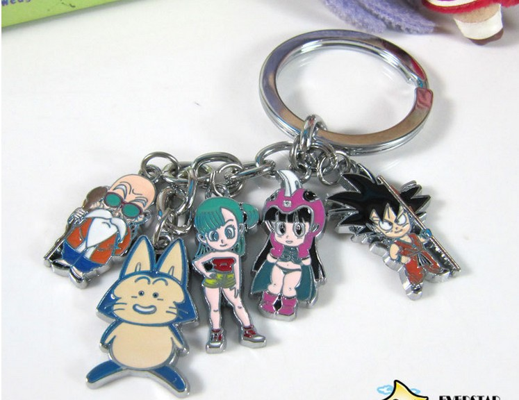 Best seller japan anime dragon ball z metal keychain for Dragon gifts for men