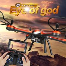 F16226 JJRC H11D 2.4Ghz RC Drone Headless Mode One Key Return 5.8G FPV RC Quadcopter With 2.0mp Camera Real time LCD Screen FS