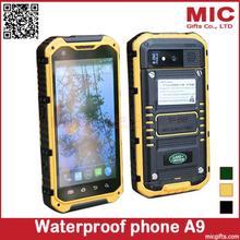 new original Octa core Phone Android 4.2  MTK 6592 8MP Smartphone Waterproof mobile phone GPS Shockproof 3G RunboX5 P382