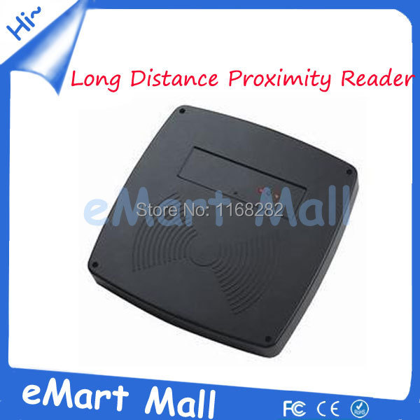 rfid proximity 125Khz EM ID Card  long distance range reader with wiegand26 output use for car parking or access control<br><br>Aliexpress