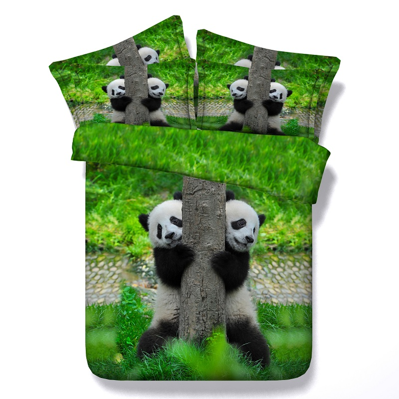 Compra Panda Ropa De Cama Online Al Por Mayor De China Mayoristas De