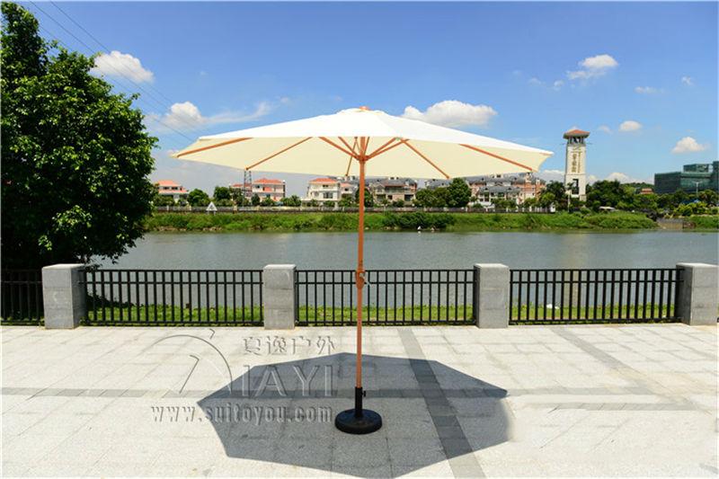 2.7 meter Steel frame beach umbrella patio umbrella garden umbrella parasol for garden<br><br>Aliexpress