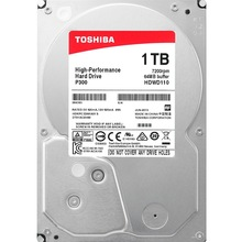 TOSHIBA P300 Series HDD 1TB 7200RPM 64M SATA3 Hard Drive for Desktop Disque Dur Interne Disque Dur ( HDWD110)(China (Mainland))
