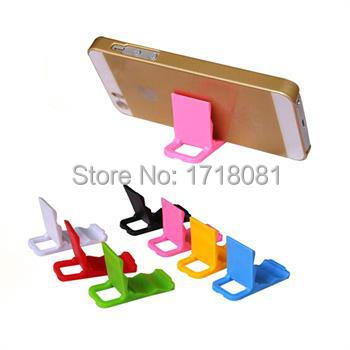 Universal Foldable Mini Cell Phone Stand Mount Holder for iPhone 6 5 Samsung HTC