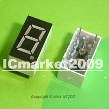 "100 PCS LD-3161AG 1 Digit 0.36"" GREEN 7 SEGMENT LED DISPLAY COMMON CATHODE(China (Mainland))"