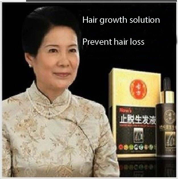 gufang hair growth solution,Promote hair growth,Prevent hair loss Anti-off hair restorer Chinese medicine foreign rule principle(China (Mainland))