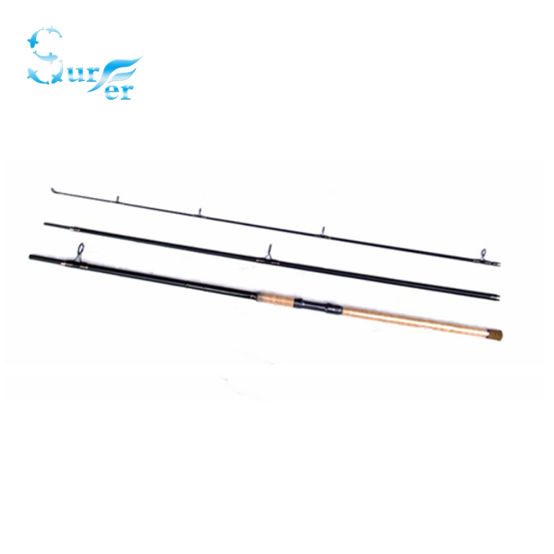3 9m top quality high carbon european carp fishing rod