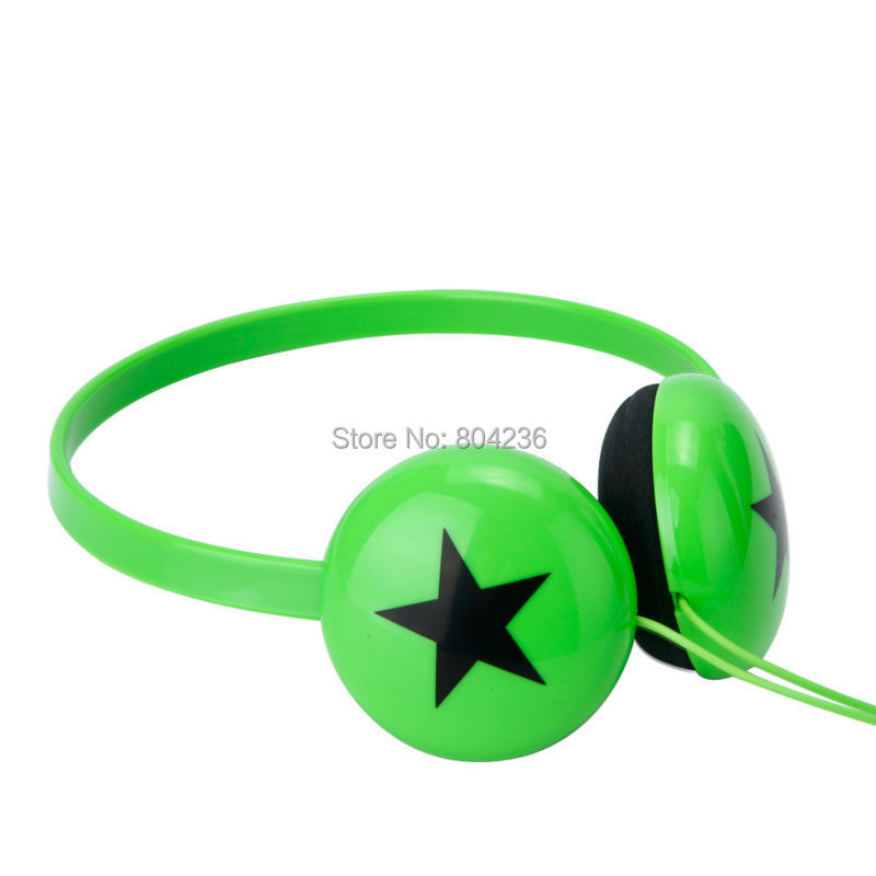 Rockpapa Boys Girls font b Kids b font Childrens Teens Star Stereo Small font b Headphones