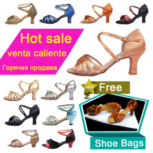 Great Discounts&Coupons!!/Promotion Price!/ 2015 Popuplar High Quality Latin Dance Shoes for Women/Ladies/Girls/Tango&Salsa(China (Mainland))