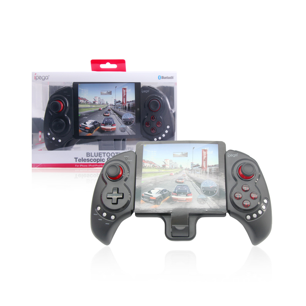 image for IPega Bluetooth Telescopic Wireless Game Pad Gamepad Joypad Gaming Con