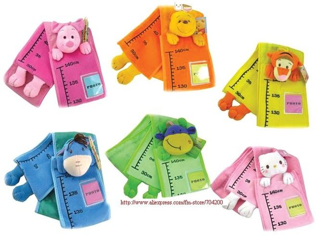 Retail-Baby toys/Baby height ruler/Infant&Toddler height Ruler/Kids cartoon height ruler