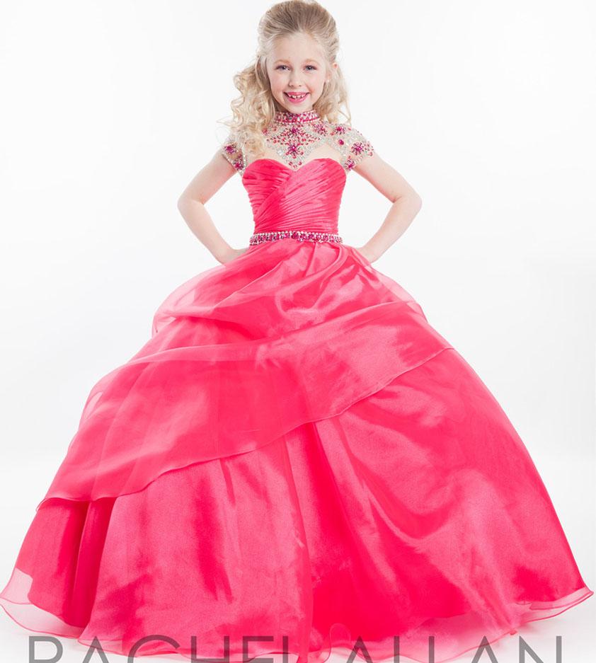 Фотография Summer Child Princess Dress Vintage Girls Dress Kids Bridesmaid Dress Party Wedding Dresses For Girls Pageant Flower Girl