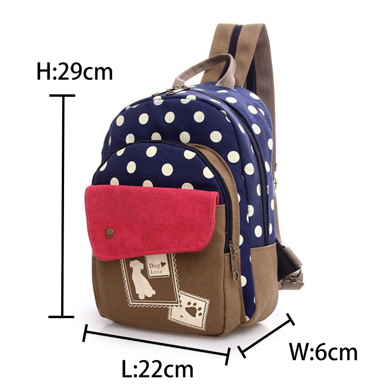 Bolsas Mochila Escolar Fashion Canvas Backpacks For Teenage Girls Women Outdoors Backpack School Bags <br>