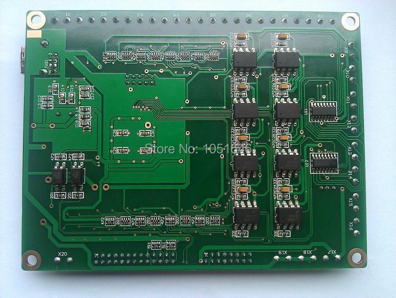 Control Mach3 Mach3 Pcb Control Board on
