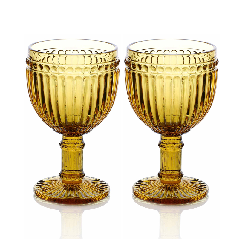 Crystal Red Wine Glass Hanap Beer Cup Decoration Cup