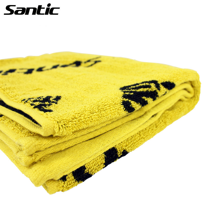 2016 Santic Outdoor Sports towel Fitness Sports towel Cotton Towel Soft Tissue Towel Extension Boutique Riding Equipment C09015(China (Mainland))