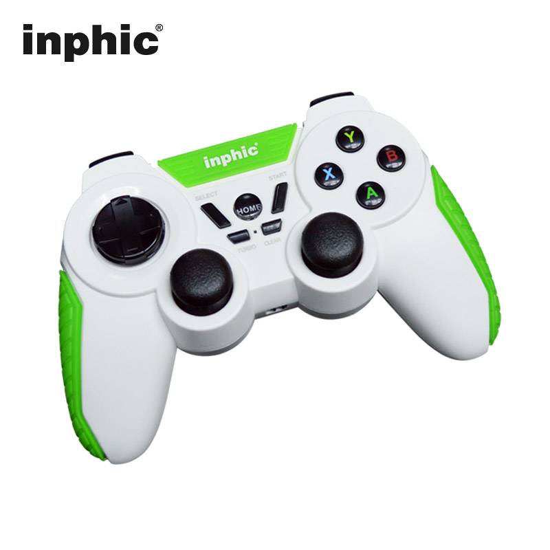 INPHIC USB Interface 2.4G Wireless Gamepad Android Remote Game Controller for Set Top Box TV Box<br><br>Aliexpress