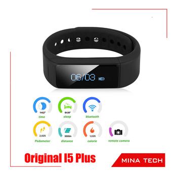 100% Original iwown i5 plus i6 pro Smart Wristband Bluetooth 4.0  Smartband Smart Band Passometer Sleep Monitor Smart Bracelet