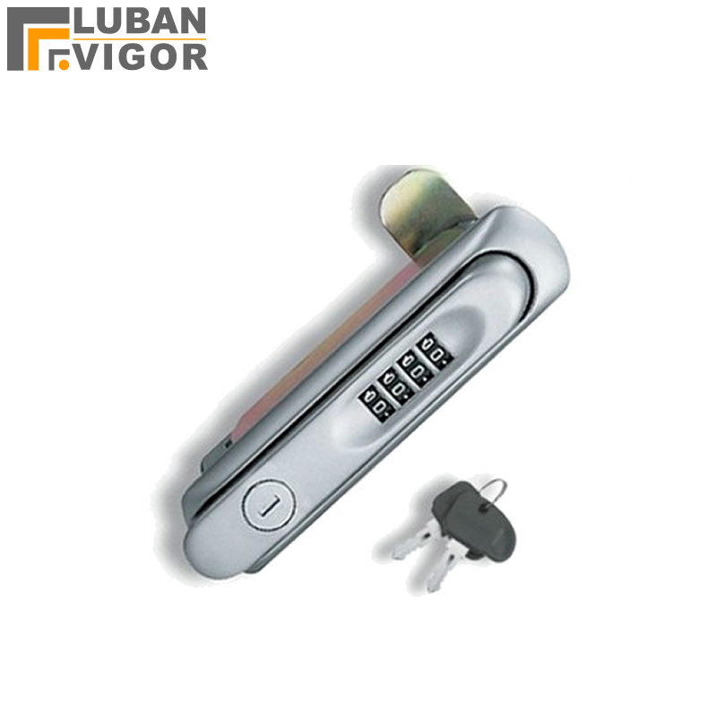 Factory Outlet,password/Security code lock,Distribution box cabinet door locks,Industrial Machinery and Equipment lock(China (Mainland))