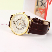 The new 2014, neutral leisure fashion business watches,luminous hands,men watches, ladies watches,Calendar watch,water-resistant