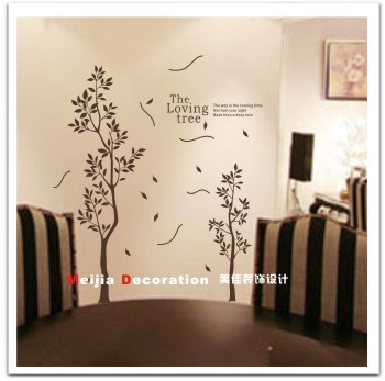0681 generation wall stickers indoor home decoration painting pattern
