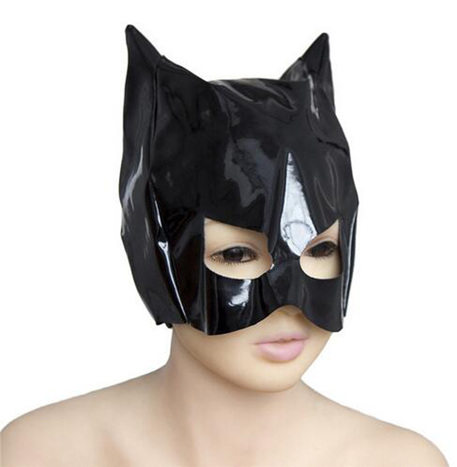 Online Buy Wholesale cat mask leather head from China cat mask ...