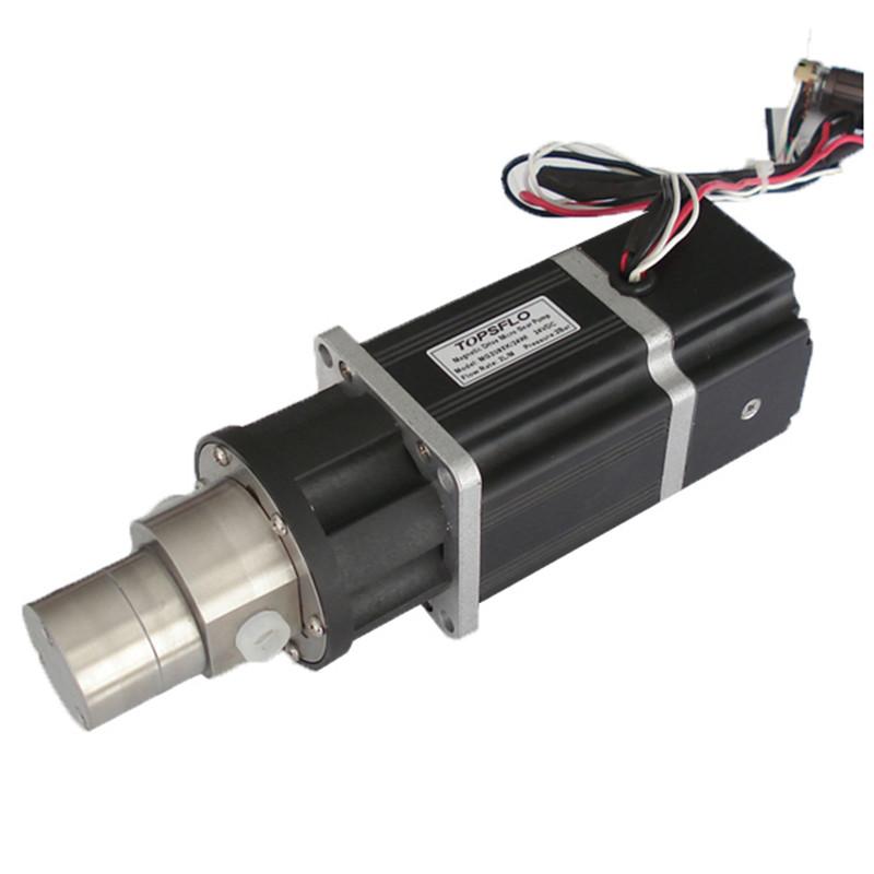 Mg204xk Dc24wi Magnetic Drive Micro Dc Gear Pump Dc