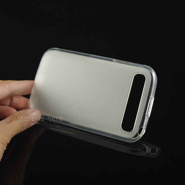Free Shipping Soft Pudding TPU Gel Cover Case Skin for Blackberry Classic Q20(China (Mainland))