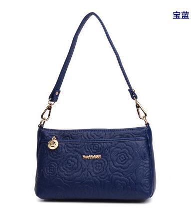 In 2016 ms single shoulder bag inclined shoulder bag lady small square crossbody bag handbag high quality(China (Mainland))