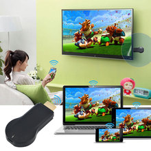 Hot Sales M2 WIFI Media Player Miracast DLNA Air paly 1080P Windows iOS Android Ipush Smart TV Stick Dongle Google Chromecast(China (Mainland))