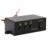 In stock 4x 9leds Flashing Beacon Lightbar Lights Truck Van Car Amber & Control Box WHITE,YELLOW