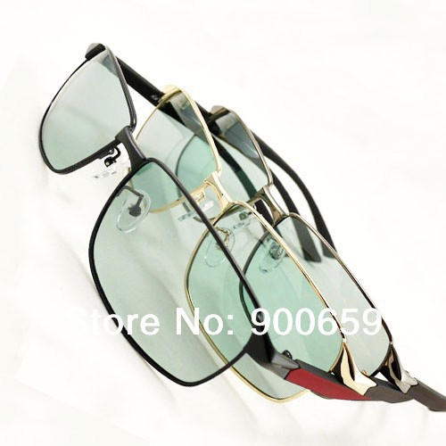 2014 New Style Photochromic/Transition Polarized Black/Gold/Gray Aviator Driving Men SUNGLASSES Fashion Glasses 8201Одежда и ак�е��уары<br><br><br>Aliexpress