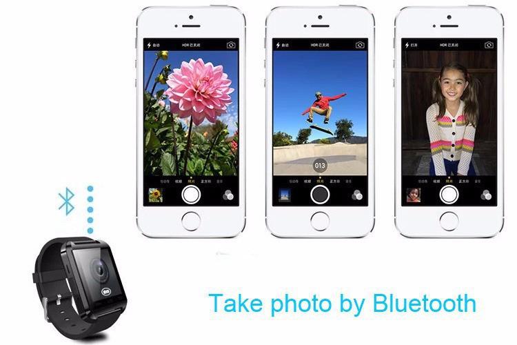 Bluetooth Smart MTK u U8 Samsung 4/4S/5/5S S4/Note 2/3 HTC Android Smartwatch U8 Smartwatch