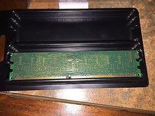 30R5145  PC2-3200 8GB(2X4GB) 400MHZ  240-PIN CL3 ECC DDR2 SDRAM RDIMM VLP 2R X4 GENUINE  100%  tested working